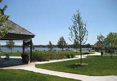 Lakeside Park on Forest Lake