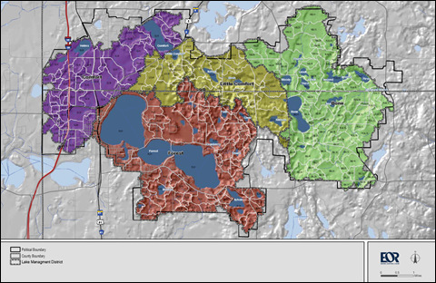 Lake Management Districts